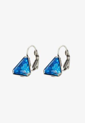 MIX THE ROCKS - Earrings - blue