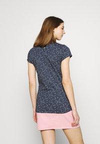 Ragwear - MINT ORGANIC - Print T-shirt - navy - 2