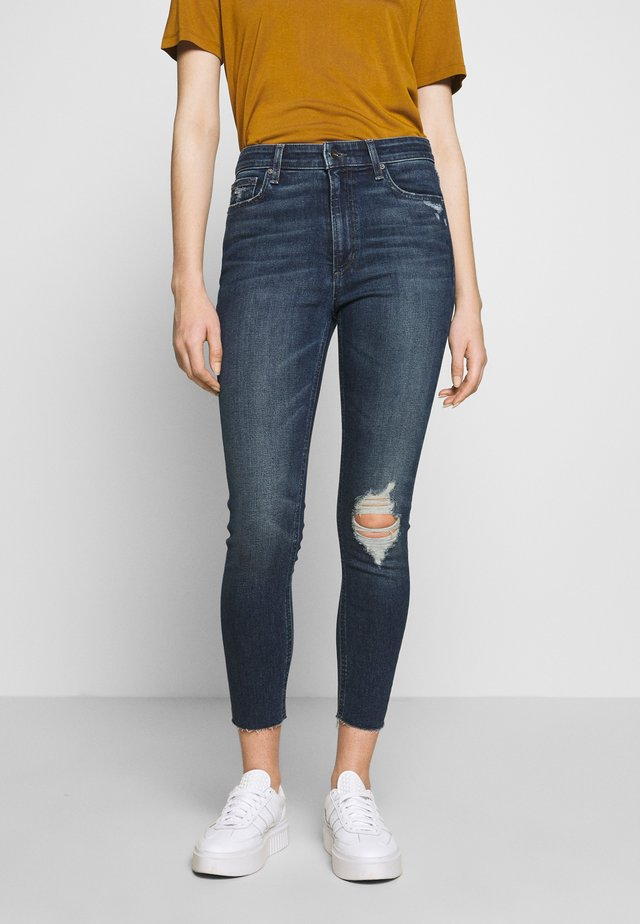 THE CHARLIE CUT HEM - Jeans Skinny Fit - hemlock