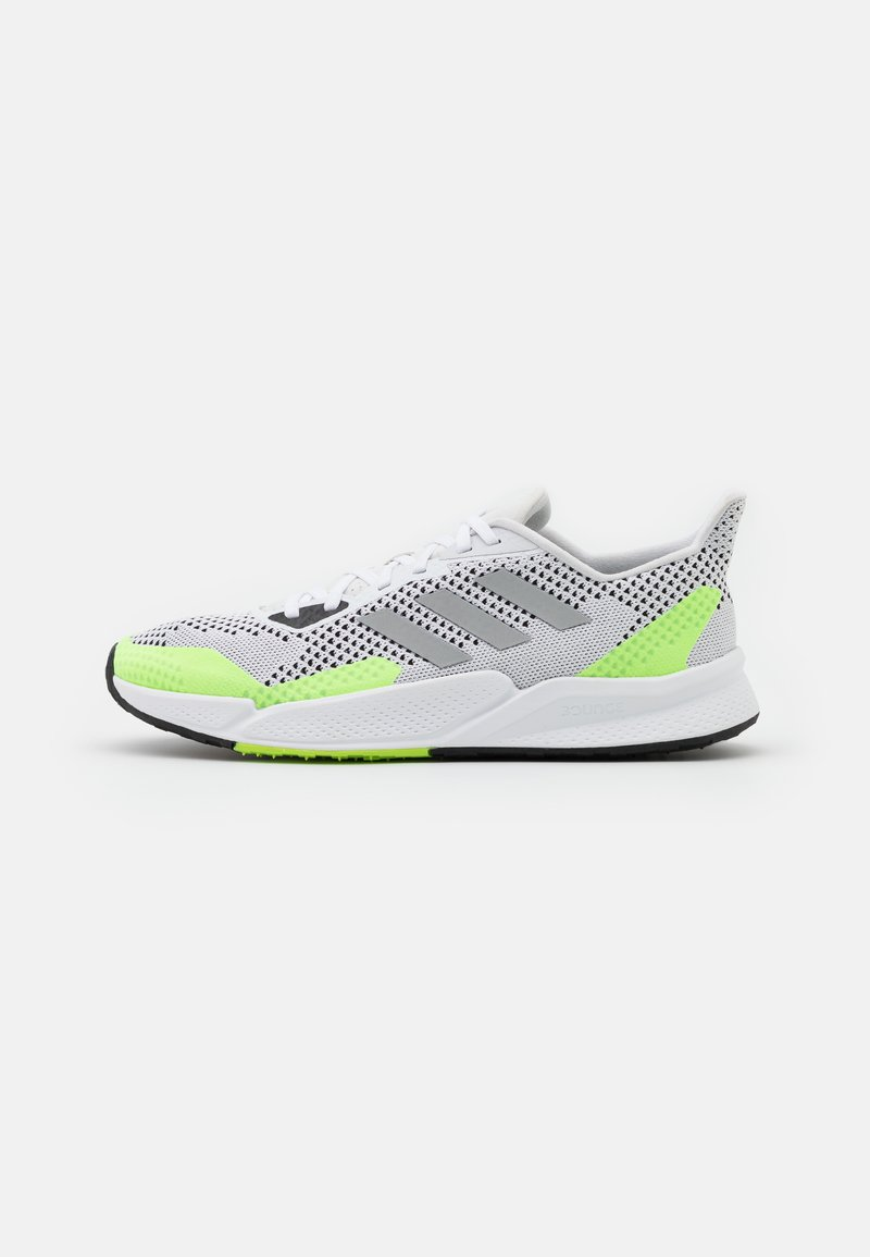 adidas Performance - X9000L2 BOUNCE SPORTS RUNNING SHOES UNISEX - Sneakers basse - footwear white/metallic silver/core black