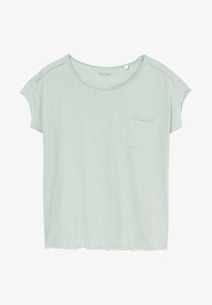 Basic T-shirt - light carib