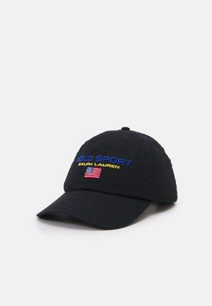SPORT HEADWEAR HAT UNISEX - Cap - black