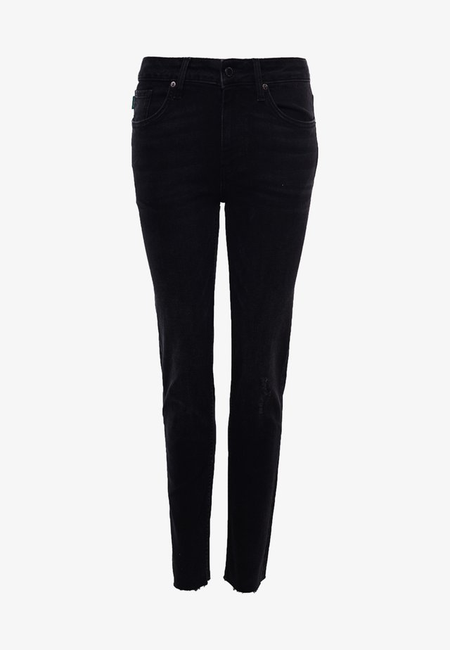 Slim fit jeans - livingston black black