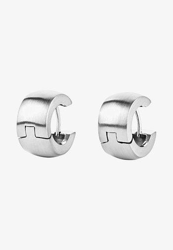 MIT CLIP - Oorbellen - silver-coloured