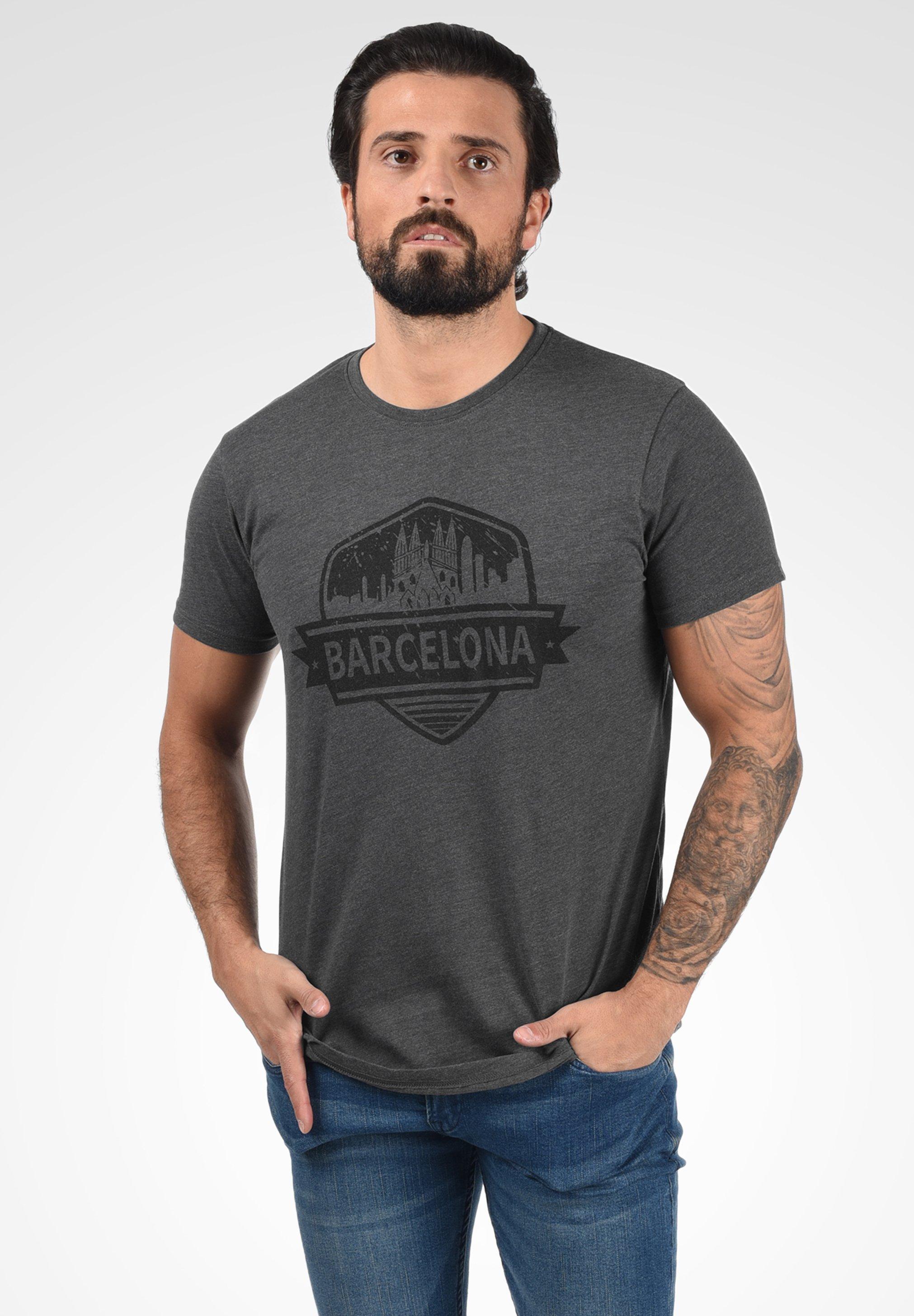 Homme CIMO - T-shirt imprimé