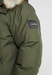 Calvin Klein - LONG PREMIUM - Winter coat - green - 5