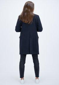 CLOSED - Classic coat - dark blue - 2