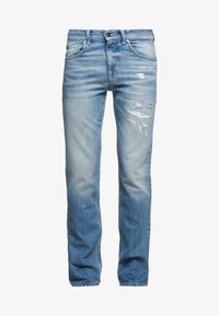 7 for all mankind - BEVERLY - Slim fit jeans - light blue - 4