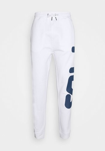 PURE - Tracksuit bottoms - bright white