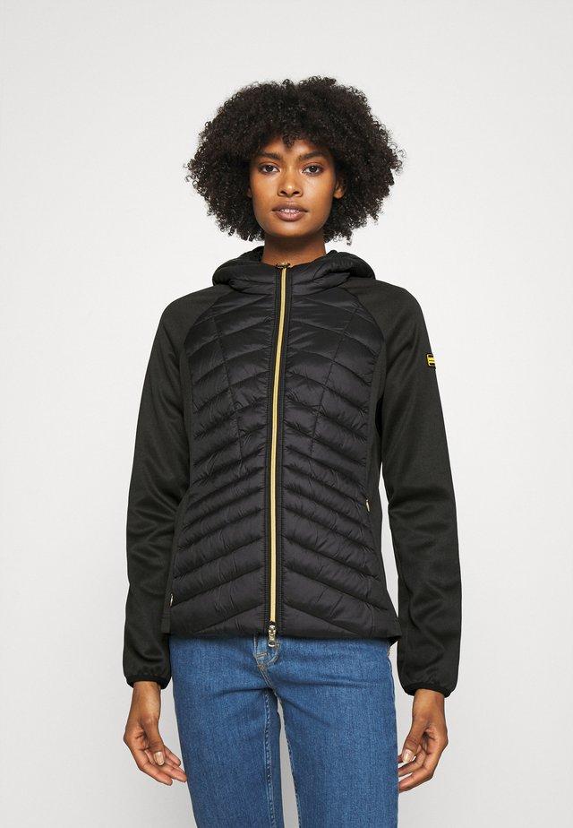 SWEAT - Lehká bunda - black