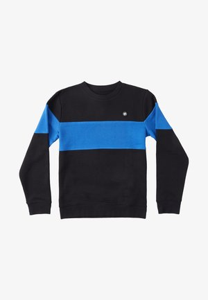 Sweatshirt - black/turkish sea