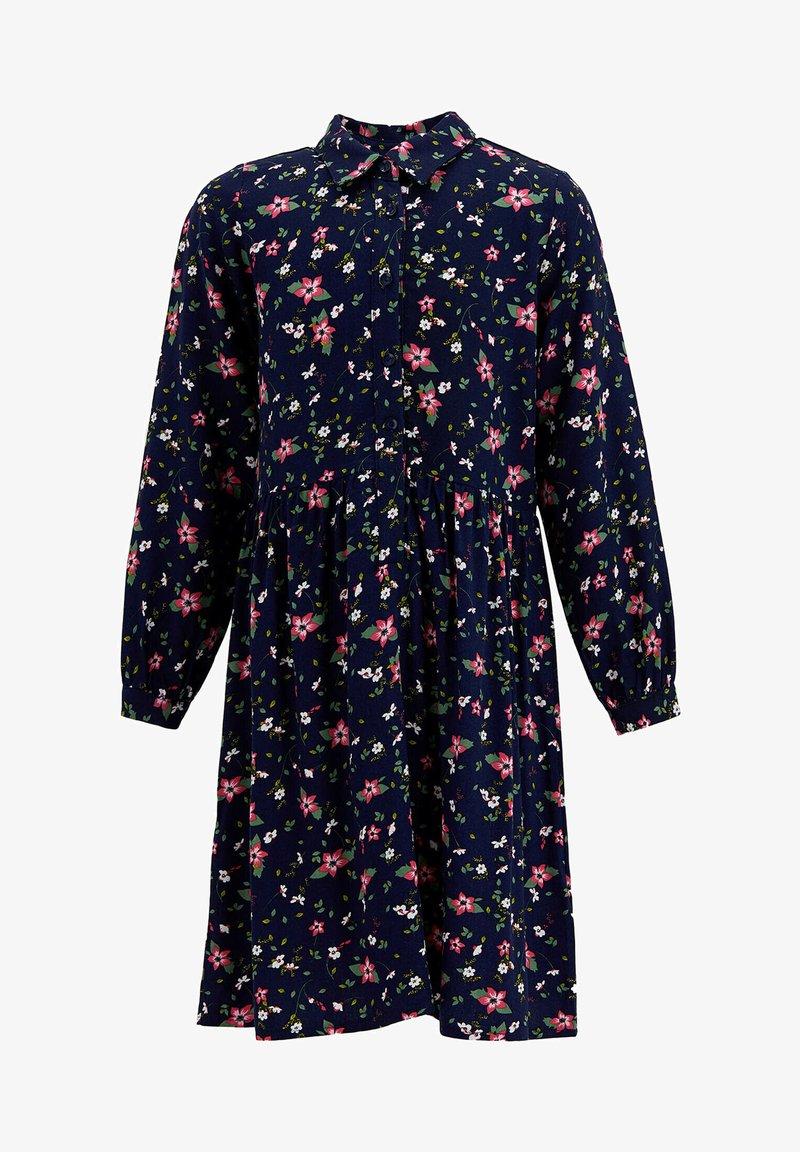 DeFacto - Shirt dress - navy