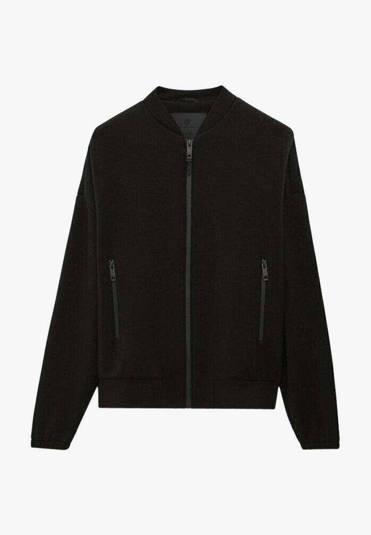Massimo Dutti - Bomber Jacket - black