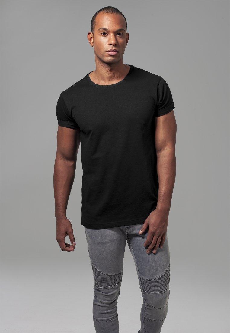 Urban Classics - Basic T-shirt - black