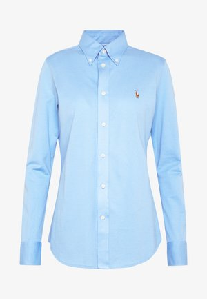 HEIDI LONG SLEEVE - Camisa - blue lagoon