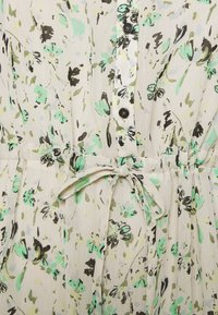 Moss Copenhagen - BLOSSOM ROSALIE DRESS - Kjole - ecru - 4