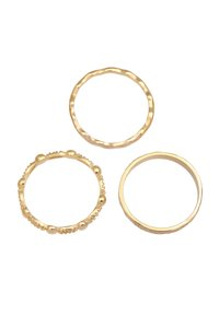 Elli - LAYER - Ring - gold - 3