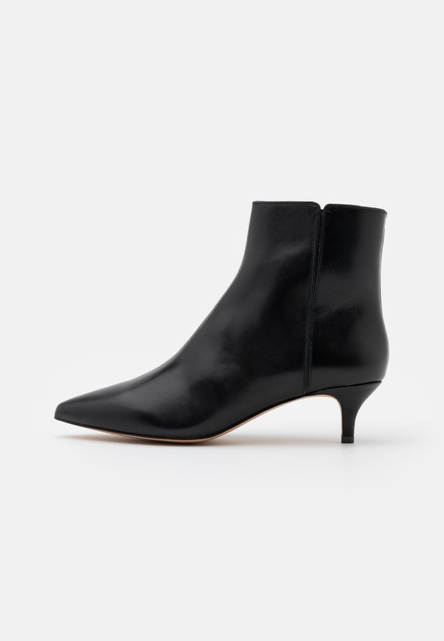 BOOT - Boots à talons - black