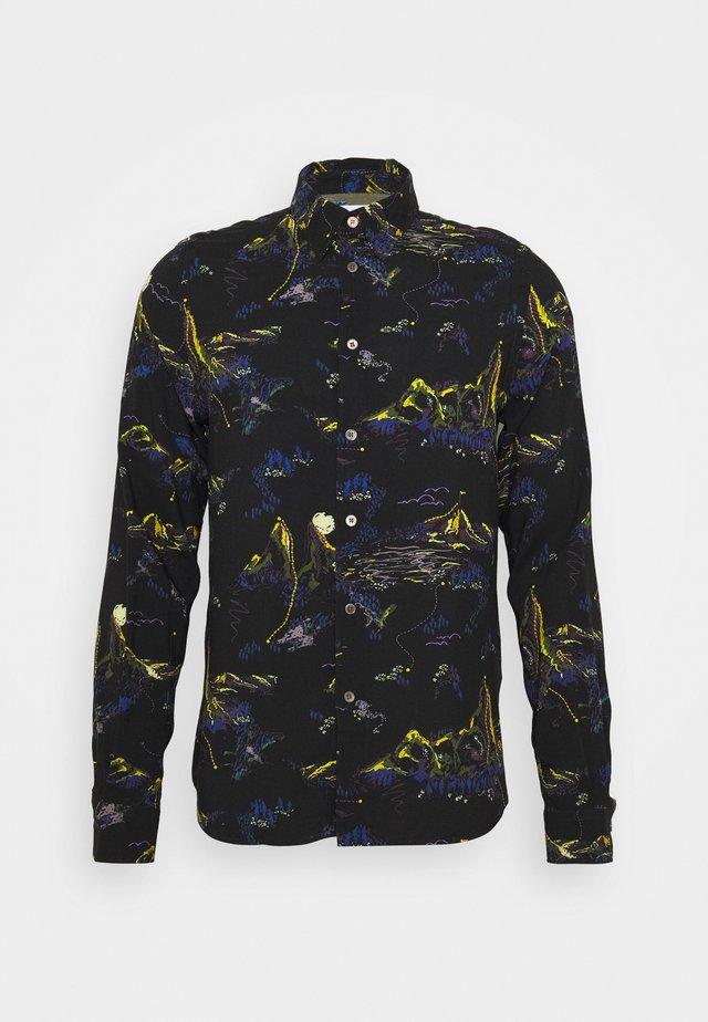 TAILOREDFIT SHIRT - Shirt - black