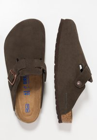 Birkenstock - BOSTON - Slippers - mocca - 1