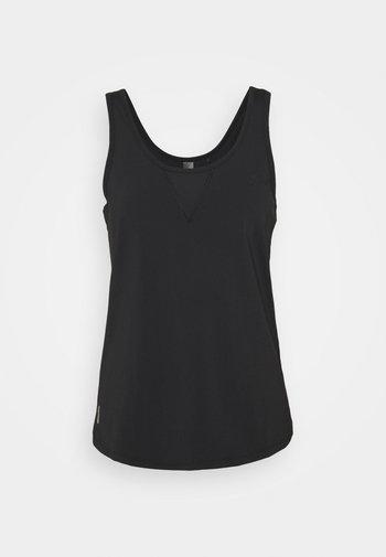 ONPFONTANNE TRAIN  - Treningsskjorter - black