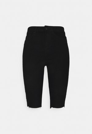 VMJOY JUDY - Shorts di jeans - black