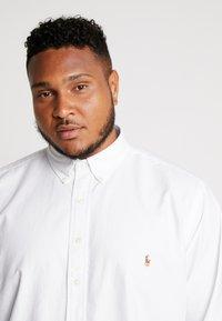 Polo Ralph Lauren Big & Tall - OXFORD - Shirt - white - 4