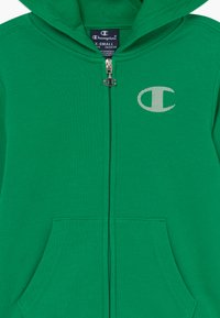 Champion - LEGACY AMERICAN CLASSICS - Mikina na zip - green - 3