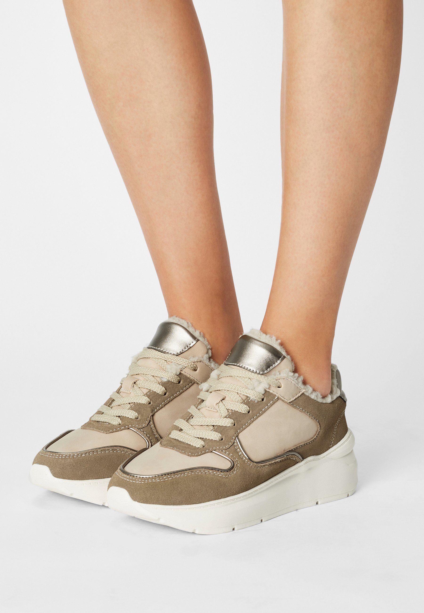 Women COMFORT LEATHER - Trainers