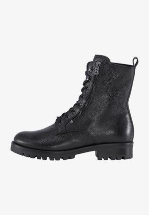 NEW MERIBEL - Platform ankle boots - schwarz