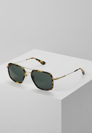 Sunglasses - brown/pale gold-coloured