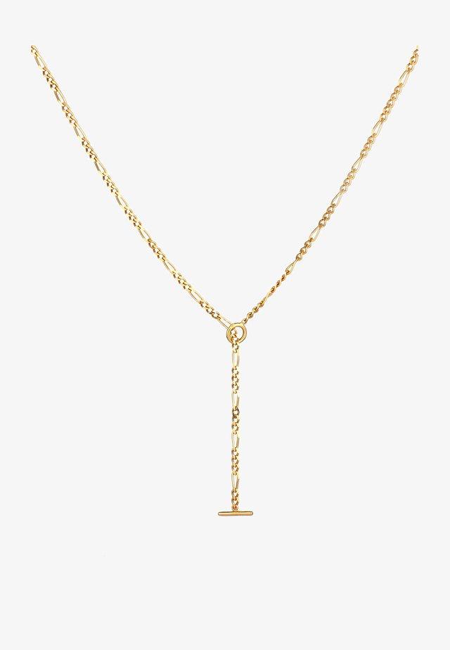 Y-KETTE - Halskette - gold