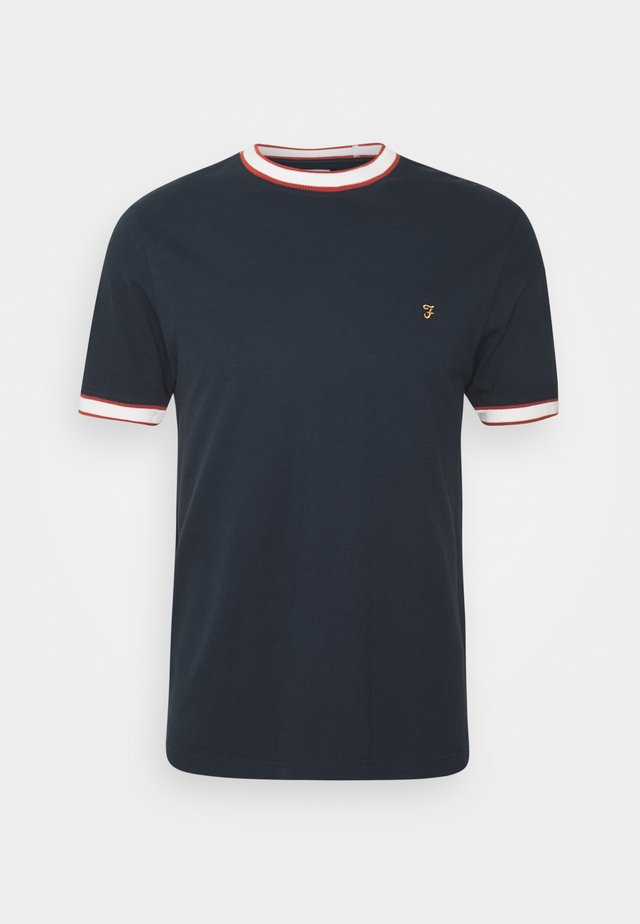 BIRMINGHAM TEE - Basic T-shirt - true navy