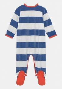 Petit Bateau - DORS BIEN - Sleep suit - white/blue - 1