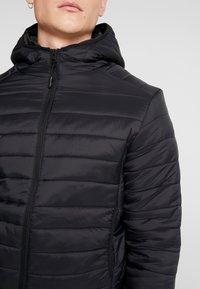 Brave Soul - CALEB - Light jacket - black - 4
