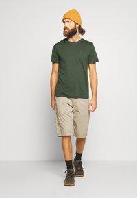 Peak Performance - RIDER TEE - Print T-shirt - drift green - 1