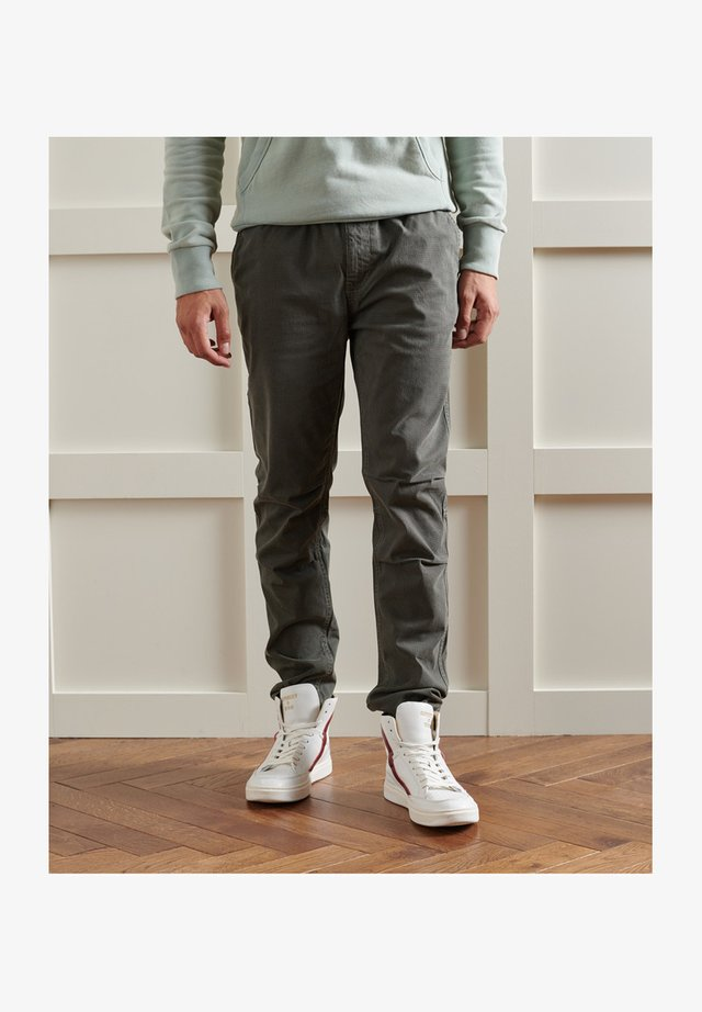 Trousers - spinningfield grey