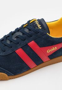 Gola - HARRIER - Sneakers - navy/red/sun - 5