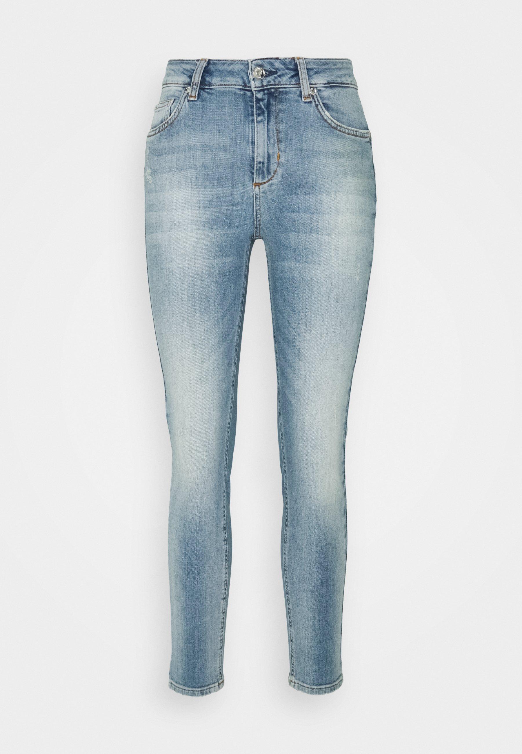 Women IDEAL  - Jeans Skinny Fit - blue instinct