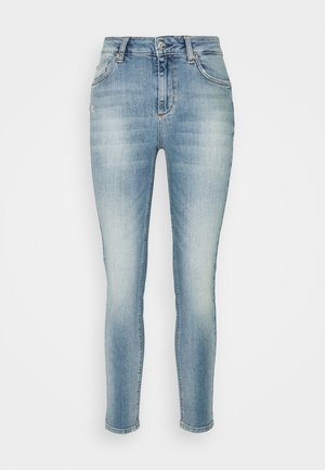 IDEAL  - Skinny-Farkut - blue instinct