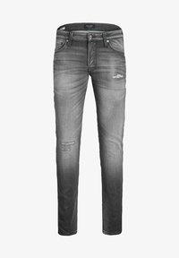 Jack & Jones - Slim fit jeans - grey denim - 5