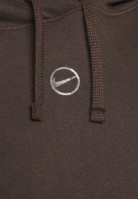Nike Sportswear - HOODIE - Sweatshirt - baroque brown - 5