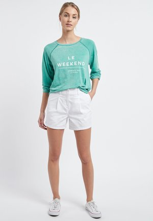 BERRY - Shorts - white