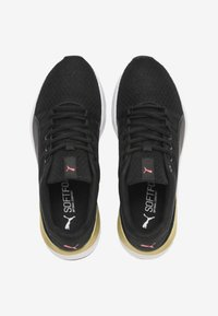 Puma - ADELA - Sports shoes - black - 2