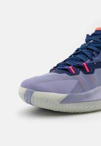 Jordan - ZION 1 - Chaussures de basket - blue void/bright crimson/fierce purple/indigo haze - 5