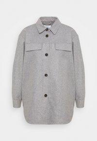 Moss Copenhagen - MAUDE JACKET - Summer jacket - mottled light grey - 0