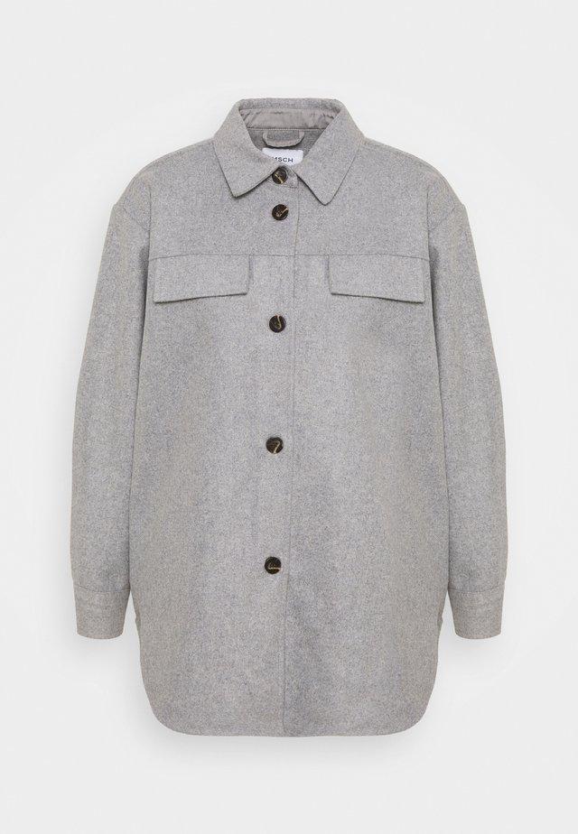 MAUDE JACKET - Lehká bunda - mottled light grey