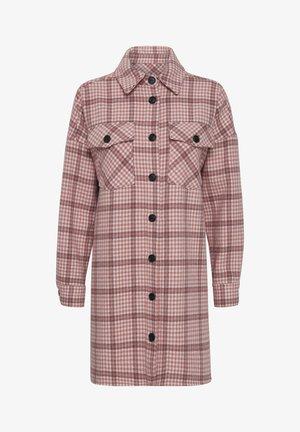 Cappotto classico - cameo pink