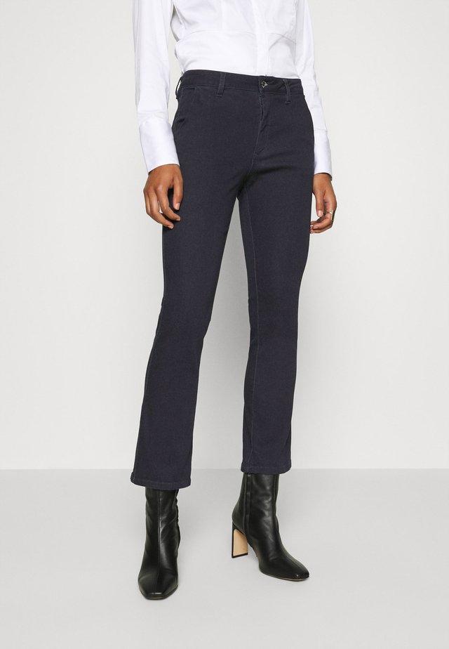 BOOTCUT - Jeans bootcut - dark blue