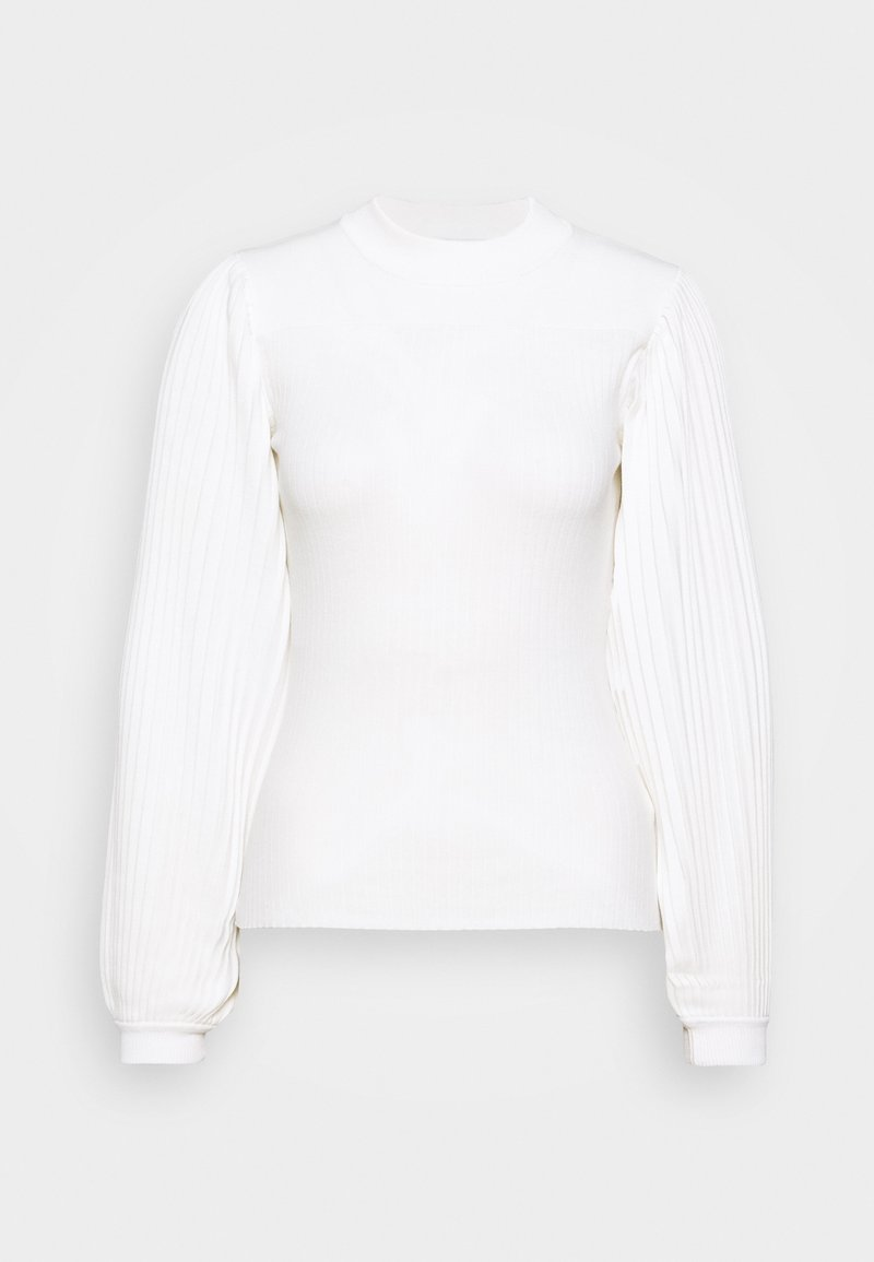 Proenza Schouler White Label - PLEATED - Neule - off white